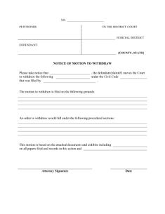 During Legal Proceedings A Judge Can Use This Printable Court