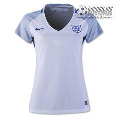 home maglia calcio donna England 2016