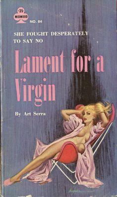 Lament for a Virgin