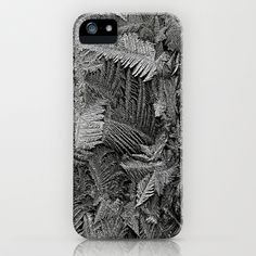 Icy Feathers iPhone & iPod Case by Catherine1970 - $35.00