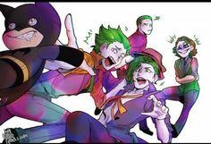 Imagenes yaoi Marvel & DC - Batjokes - Page 2 - Wattpad Joker Batman, Joker Cartoon, Joker Y Harley Quinn, Villainous Cartoon, Lego Batman Movie, Joker Art, Batman Comics, Marvel Dc, Gotham