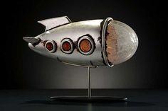 Vintage rocketship va Max Teller's Amazing Adventure: March 2014
