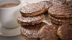 Photo of Chocolate Digestive Biscuits