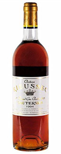 Red Wine. 1994 Rieussec 750 mL Wine -- Check out @ http://www.amazon.com/gp/product/B01BQXB72Y/?tag=wine3638-20&ptu=150816015239