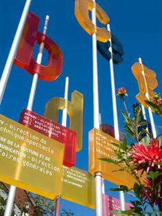 Integral Ruedi Baur - Parc de la Villette Cité Administrative