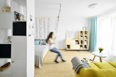 Dăm note mari unor superamenajări în spații mici. Toate made in RO. - Designist