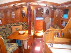 """1984 44' 7"""" Norseman 447 Sailboat for Sale at YachtsOffered.com"""