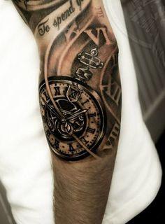 Watch tat