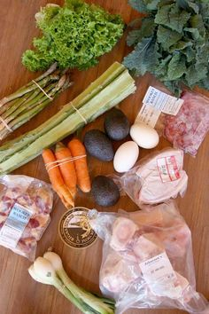 This Week's Grocery Haul for the Ketogenic Diet - The Nourished Caveman