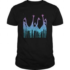Awesome Tee Giraffes T-Shirts