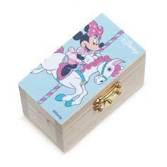 Σεντούκι Minnie Carousel Decorative Boxes, Disney, Home Decor, Decoration Home, Room Decor, Home Interior Design, Decorative Storage Boxes, Disney Art, Home Decoration
