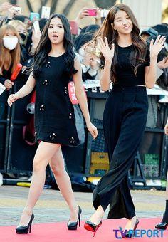 GFRIEND - Eunha + Sowon