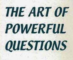 Appreciative Inquiry, Conflict Resolution, Appreciation, Purpose, This Or That Questions