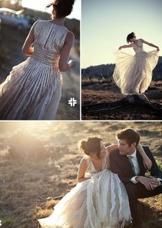 South African wedding.