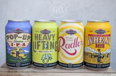 Boulevard Brewing's latest can line