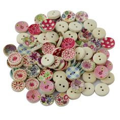 20-100PCS rabbit Wooden Buttons Fit Sewing Scrapbooking decoration Crafts 28mm