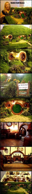 Hobbit Doll house.