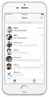 Direct Messenger for #Twitter http://blog.codexify.com/2015/09/direct-messenger-for-twitter.html  #Technology
