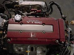 JDM B16B EK9 CTR Vtec Engine, LSD Transmission & ECU, Civic Type R