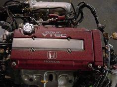 JDM B16B EK9 CTR Vtec Engine, LSD Transmission & ECU, Civic Type R Jdm Engines, Vtec Engine, Jdm Parts, R Vinyl, Honda Civic, Engineering, Type, Cars, Car Stuff