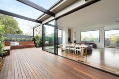 LSA #Architects have completed the #contemporary renovation of a home in Melbourne, Australia.