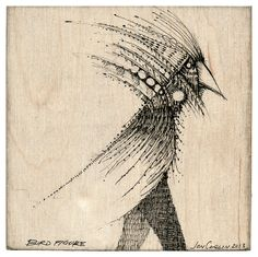 """Oakland-based artist Jon Carling's work has been described as imperfectly precise, and otherworldly. """"I want people to have an emotional response to my work that reminds them of being a child, when certain details are left out of an image, you use a very special part of your brain to fill in the spaces, and I think that is the key to engaging the viewer, let them write the story for themselves."""""""
