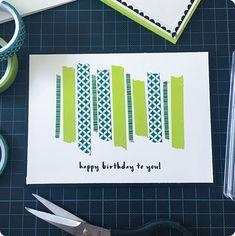 Mannen kaarten maken moeilijk? ik vind van niet.Mannen kaarten maken moeilijk? ik vind van niet.#stampinup #stampinup2018 #Stampin'Up! #Stampin'Up!2018 #cardmaking #diy #kaartenmaken #papercraft #washitape