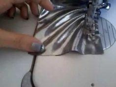 Como costurar lástex em malha - Dicas de costura                              …