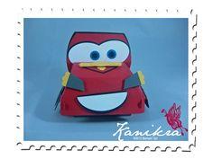 Hamburger Box Lightning McQueen-Stampin Up! Hamburger Box Die, Extragroßes Oval, Modernes Label, Diverse Kreisstanzen,