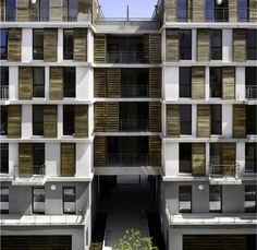 logements Carré Nature // Nancy Architecture
