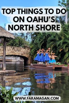 This is the ultimate list of things to do on the North Shore of Oahu - including best beaches, places to eat, best activities, hikes and more! North Shore Hawaii, North Shore Beaches, Usa Travel Guide, Travel Usa, Travel Tips, Travel Destinations, Oahu Vacation, Vacation Trips, Vacation Ideas