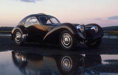 Ralph Lauren Car Collection: Bugatti 57 S(C) Atlantic (1938)