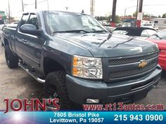 First look!  2011 Chevrolet Silverado 1500 LT  just added to inventory!  http://p.dsscars.com/1GCRKSE36BZ316260