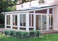 Perfect Design Aluminum Green House for Villa - China Sunroom, Aluminum Sunroom Back Patio, Backyard Patio, Covered Patio Cost, Gazebo, Pergola Roof, Porch Enclosures, Screened Porch Designs, Screened In Patio, Four Seasons Room
