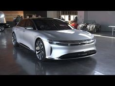 Business Insider: Lucid Air is a futuristic electric car created by former Tesla execs