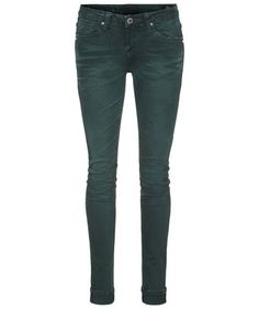one green elephant Jeans #green #fashion #fall #styles