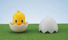NEW Kyara-Tama Chicken Ramen Hiyoko-Chan Talking Toy with Timer Mega House Japan