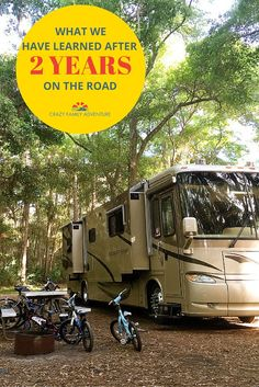 RV Living with Kids - What we've learned