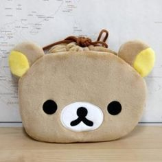 Buy 'iswas – 'Rilakkuma' Series Pouch' with Free International Shipping at YesStyle.com. Browse and shop for thousands of Asian fashion items from South Korea and more!