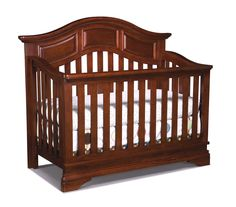 Westwood Design Donnington Convertible Crib, Virginia Cherry