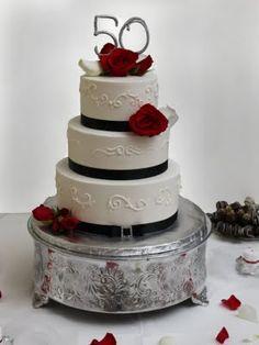 Amazing Grace Cakes: 50th Anniversary