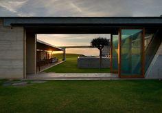 House at Gerroa The Farm in Gerringong, NSW, Australia - Fergus Scott Architects.