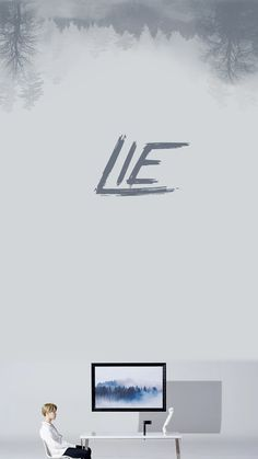 BTS | Lie Wallpaper