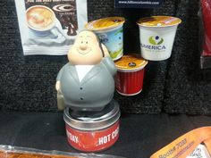 Proforma Pete gives his ok to kcups for 2014.