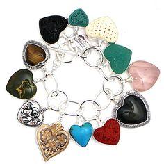 Coreen Cordova Hearts Bracelet at Maverick Western Wear