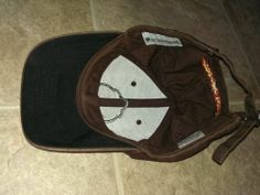 Mens Cap Hat No Boundries Chocolate Brown Raised Front Logo Boys | eBay