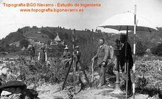 historia de un #topografo #geometra www.topografia.bgonavarro.es