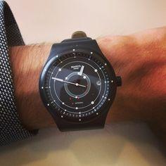 #Swatch SISTEM BLACK http://swat.ch/SistemBlack