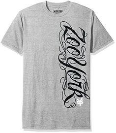21b6f07075 Cotton Men T-shirt Zoo York Men s Short Sleeve Modernist T-Shirt