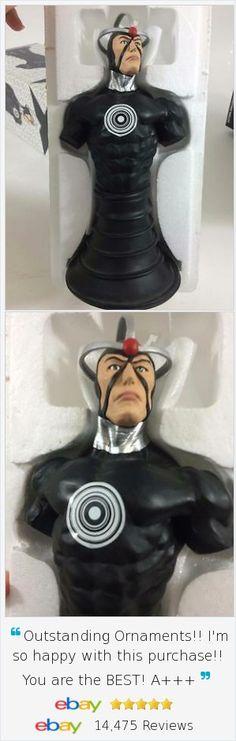 Dramatic design, beautifully made. Havok Dynamic Forces X-Men Bust Pablo Viggiano NIB  Alexander Summers LE 104/550